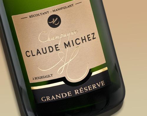 Champagne Claude Michez - Grande Réserve