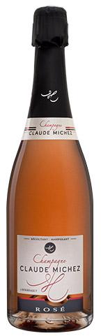 Brut Rosé - Champagne Claude Michez