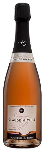 Douceur de Rosé - Champagne Claude Michez